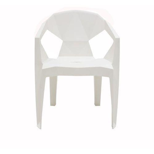 Krzesło siste white/ białe marki D2.design