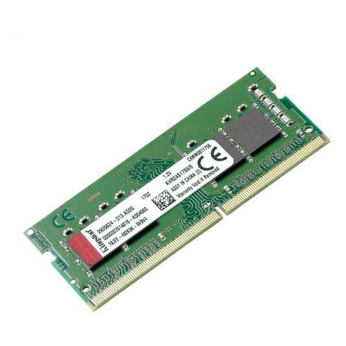 Kingston 8GB [1x8GB 2400MHz DDR4 1Rx8 CL17 SODIMM]