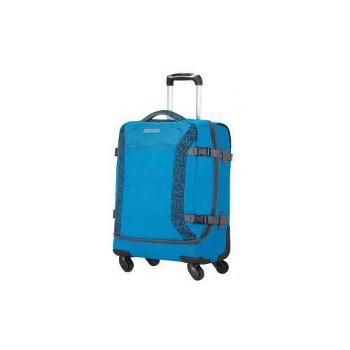 AMERICAN TOURISTER walizka mała/ kabinowa spinner (S) 4 koła z kolekcji ROAD QUEST materiał poliester, 74141 16G 004