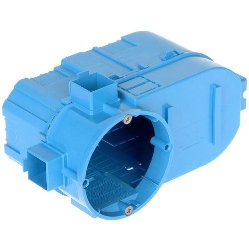 Simet puszka do instalacji elementów elektronicznych, podtynkowa, głęboka, szeregowa / se2x60g