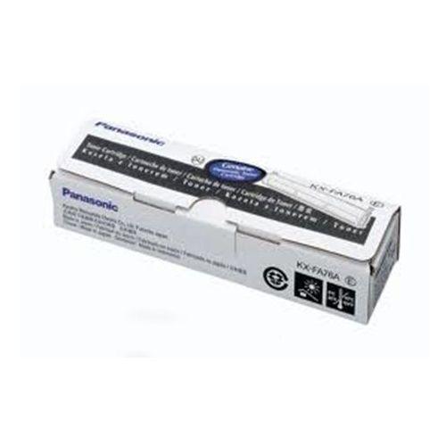 Toner kx-fa76a do faxów (oryginalny) [2k] marki Panasonic