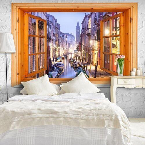 Artgeist Fototapeta - okno na wenecję