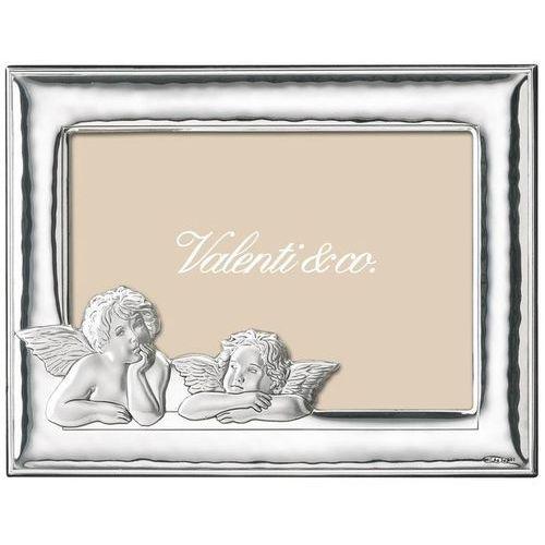 Ramka na zdjęcie z aniołkami prezent na komunię marki Valentini