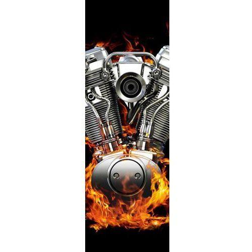 Mata magnetyczna - Silnik motocykla