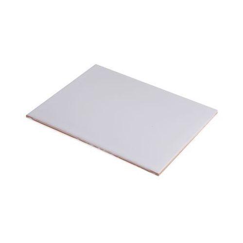 Płytka ścienna biała matowa 20x25 marki Opoczno