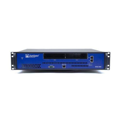 Wxc-590 networks wxc 590, no hard drives, redundant ac power, incl. rtu sw, license to 2 mbps marki Juniper