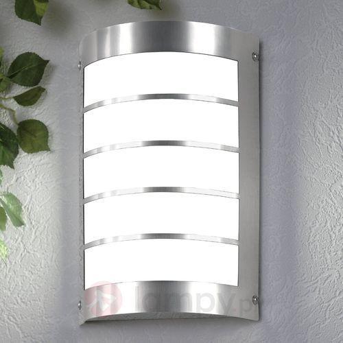 Cmd creativ metalldesign gmbh Lampa ścienna zewnętrzna marco1 bez czujnika