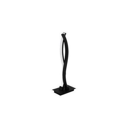 Eglo Lasana 3 99318 lampa stołowa lampka 1x10W LED czarna/biała