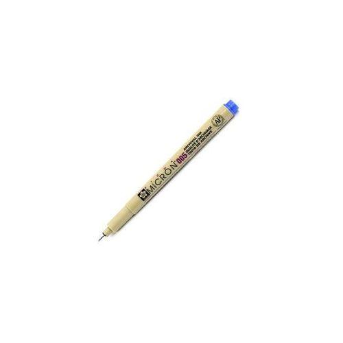 Sakura Pigma 005 Micron Cienkopis 36 Blue 0,2mm