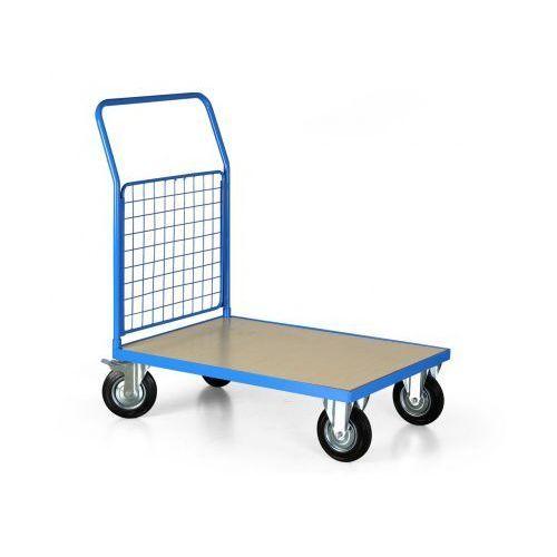 Wózek platformowy z grillem, 1000x700 mm