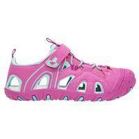 Sandały dla małych dziewczynek JSAD100 - fuksja