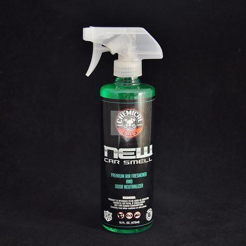 - zapach nowego samochodu marki Chemical guys