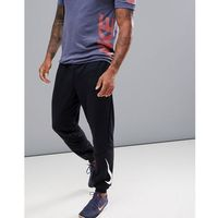 Nike Training Tapered Fleece Joggers In Black 932245-010 - Black
