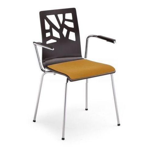 Krzesło verbena arm seat plus marki Nowy styl