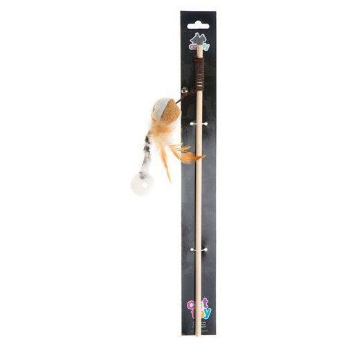 Comfy zabawka gaia wędka piłka dzwonek 40 cm - darmowa dostawa od 95 zł!