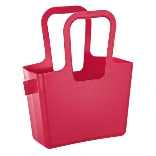 Wielofunkcyjna torba na zakupy, plażę TASCHELINO - kolor malinowy, KOZIOL