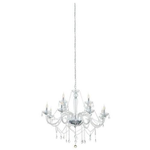 Basilano 39102 lampa wisząca żyrandol marki Eglo
