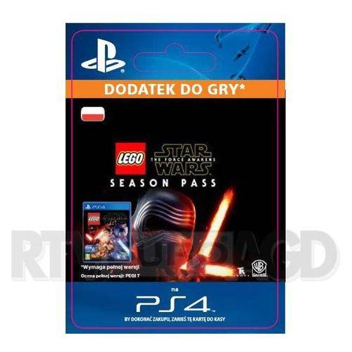 LEGO Star Wars Przebudzenie Mocy - season pass [kod aktywacyjny] (0000006200058)