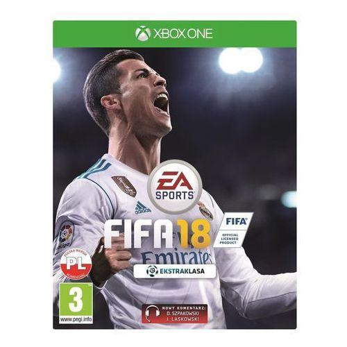 OKAZJA - FIFA 18 (Xbox One)