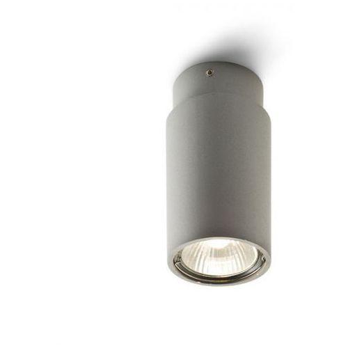lampa sufitowa EX GU10 srebrnoszara, REDLUX R10163