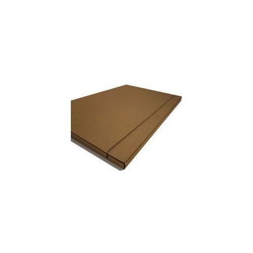 teczka karton z gumka ekologiczna a4 marki Leniar
