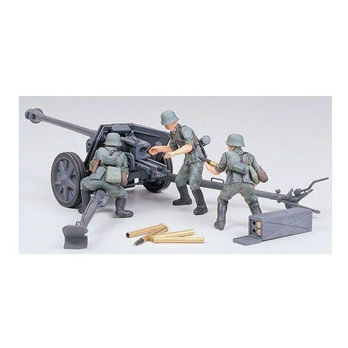 german 75mm anti tank gun marki Tamiya