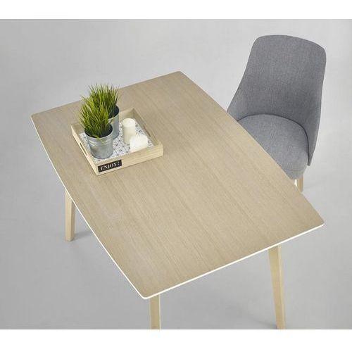 Halmar Fornirowany stół petrus z nogami w kolorze dąb sonoma