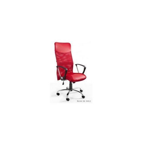 Krzesło biurowe Viper czerwone