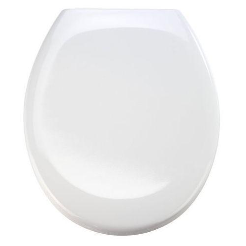 Deska sedesowa OTTANA WHITE - Duroplast, wolnoopadająca, WENKO, B001TH8JRY
