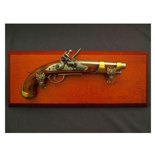 Denix sa Kawaleryjski pistolet francuski na tablo denix model 1011+tm+23