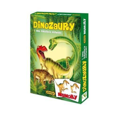 Adamigo Gra memory dinozaury