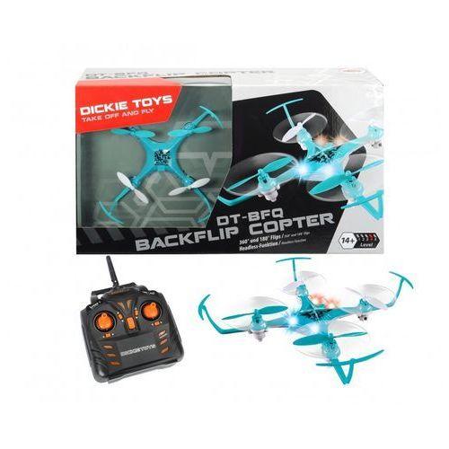 Rc dt-bfq backflip quadrocopter - darmowa dostawa od 199 zł!!! marki Dickie