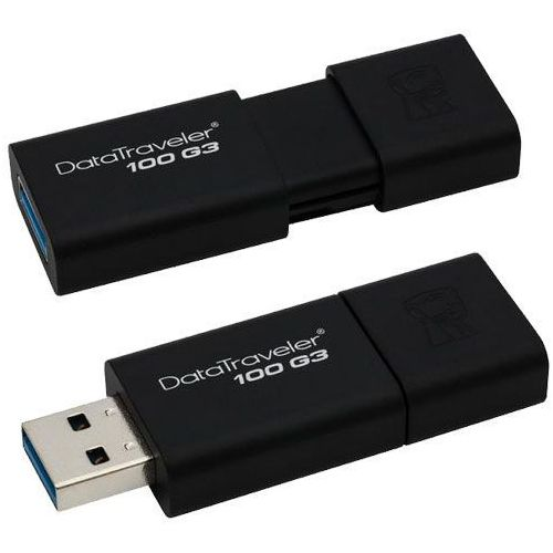 Pendrive Kingston DT100 G3 64GB USB 3.0, NOPENKINDT100G3GB54
