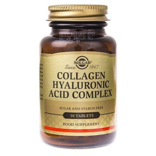 Solgar Kwas Hialuronowy 120 mg - 30 tabletek