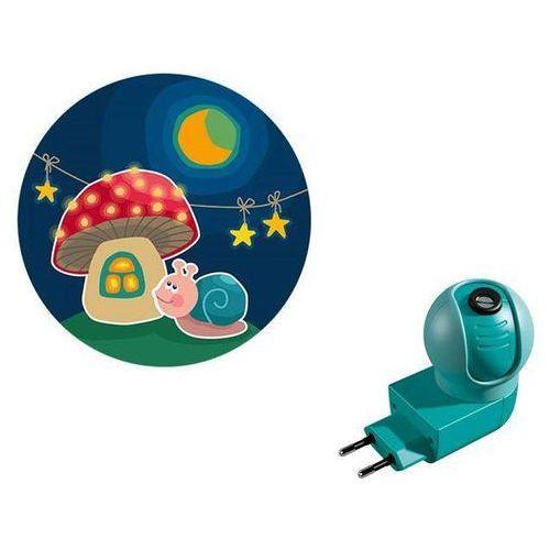 HABA Projektor do gniazdka elektrycznego Bajeczny domek 301436 (4010168208404)