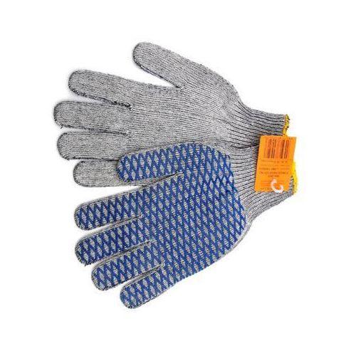 Rękawice robocze VOREL 74108 Szary (rozmiar 10) (5907718700602)