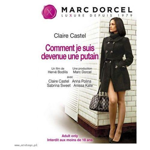 Marc dorcel (fr) Dvd marc dorcel - claire castel: how i became a whore (3393600806910)