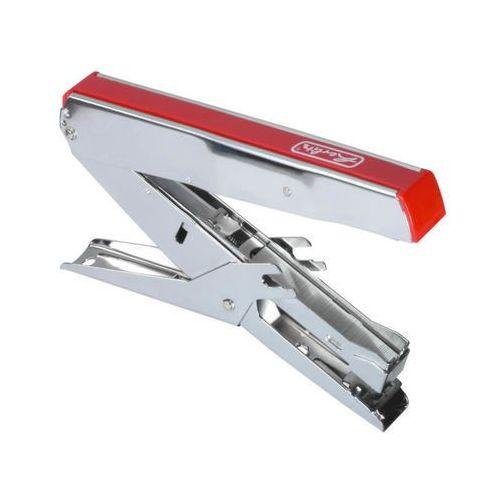 Zszywacz nożycowy obcęgi metal 10 +zszywki HERLITZ - 10