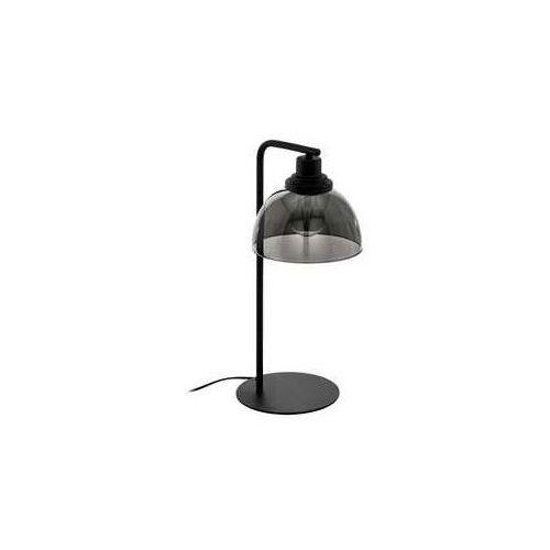 Eglo Beleser 98386 lampka stołowa biurkowa 1x60W E27 czarna, 98386