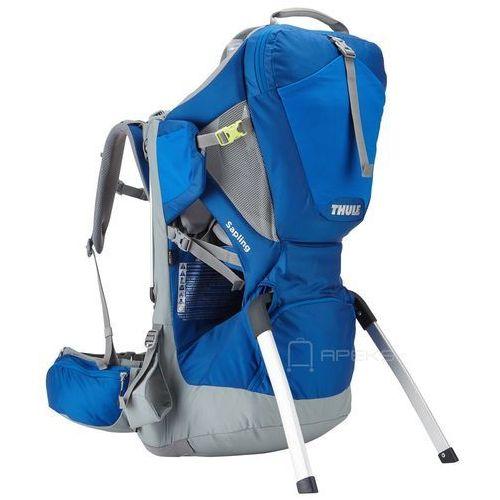Thule Sapling nosidło dla dzieci / plecak wycieczkowy / Slate/Cobalt - Slate / Cobalt (0091021625198)