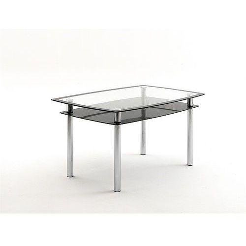Stół szklany TIME 140 cm