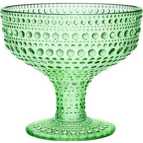 Kastehelmi pucharek do lodów, zielony - marki Iittala