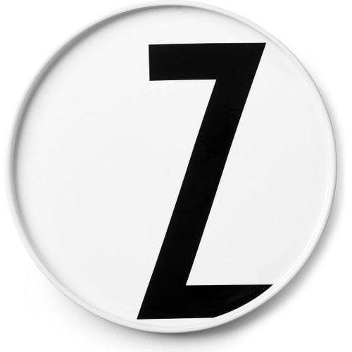 Talerz porcelanowy AJ litera Z (5710498720582)