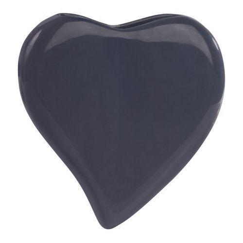 Nawilżacz ceramiczny Metrox serce szare