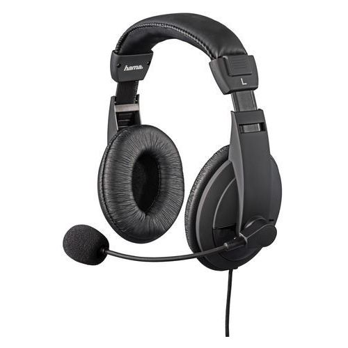 Słuchawki HAMA do Sony PS4 Insomnia Coal Czarny (4047443297617)