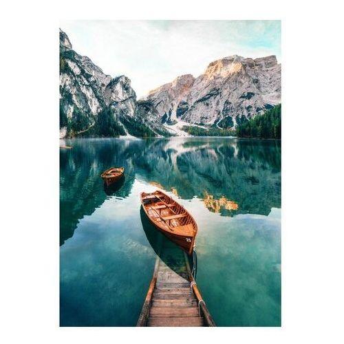 Obraz Glasspik Tyrol Boat 50 x 70 cm (5902841518056)