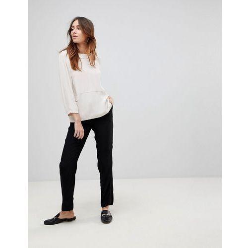 See u soon tailored trouser - black