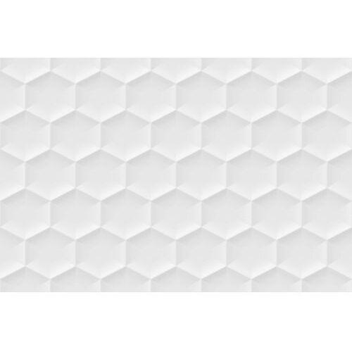 WALL WHITET HEXAGONE SATINE 30X45 GAT.I