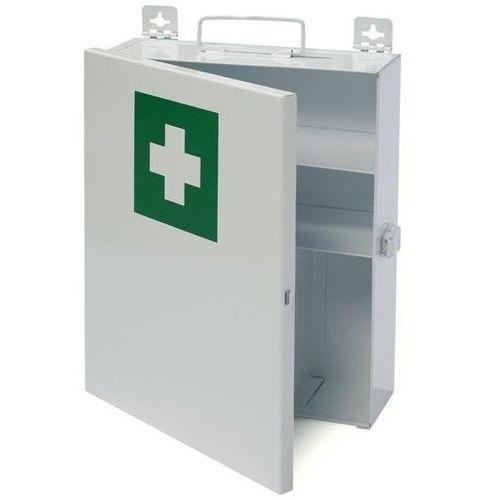 Solidna apteczka metalowa szafka zamykana klamrą - Rabaty - Porady - Hurt - Negocjacja cen - Autoryzowana dystrybucja - Szybka dostawa