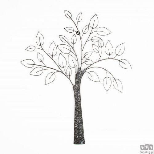 Dekoracja ścienna drzewo 41-228 marki Art for the home